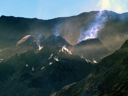 montuoti,Helens,Vašingtono valstija,vulkanas,usa,lava,gamta,peizažas,vulkaninis,Rokas,lava kupolas