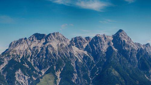 kalnas, panorama, kalnų viršūnių susitikimas, gamta, dangus, kraštovaizdis, panoraminis vaizdas, Rokas, vaizdingas, didingas, žygis, be honoraro mokesčio