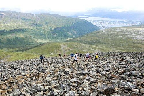 kalnų, Iš pobūdį, kraštovaizdis, lauke, pobūdį, vasara, vaizdingas, žygiai, kalvos, dykuma, gražus, kelionė
