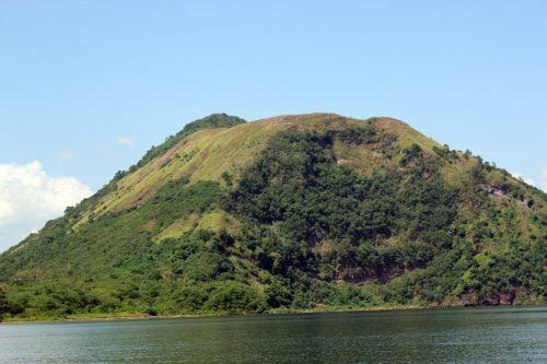 kalnas, žalias kalnas, debesys, gamta, miškas, medžiai, lapai, žalias, aukštas & nbsp, kalnas, didelis & nbsp, kalnas, kalnas 6