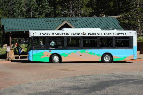 kalnas,miškas,uolingas kalnų nacionalinis parkas,Nacionalinis parkas,nacionalinės parko paslaugos,gamta,kraštovaizdis,medis,dangus,natūralus,parkas,peizažas,turizmas,kalnas,nuotykis,aplinka,vaizdingas,vasara,takas,žygiai,kelionė,estes parkas,Colorado,atostogos,uolingas kalnas,uolos,vakaruose,granitas,autobusas,autobusas,autobusas,ekologiškai draugiškas,karotool,švarus oras,ištempimas,rmnp