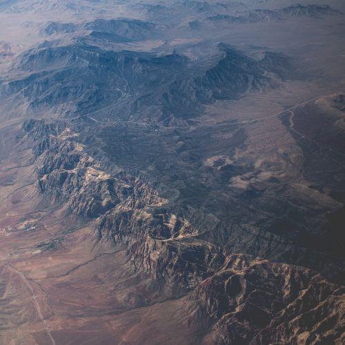 kalnų,oro vaizdas,kraštovaizdis,geologija,formavimas,akmenys,dykuma,Highlands,kalnai,diapazonas,gamta,regionas,panorama,reljefas