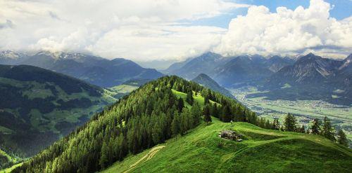 kalnų pasaulis,kraštovaizdis,kalnai,alm,Alpių namelis,Alpių pieva,austria,gamta,Alpių,dangus,Intalto slėnis,turizmas,žygiai