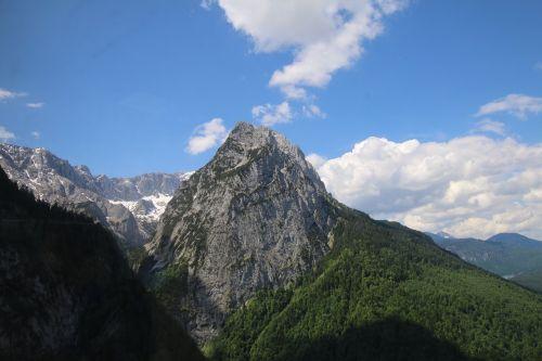 kalnai,kelionė,Garmisch,bavarija,Munich,zugspitze,vasara,aukščiausiojo lygio susitikimas,žygiai,žygis,Alpių,kalnų vaizdai