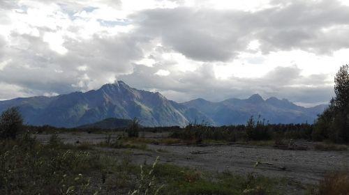 kalnai,alaska,kraštovaizdis