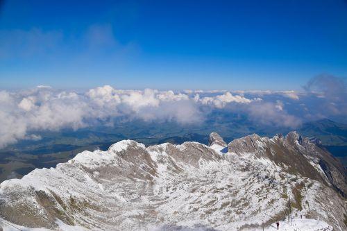 kalnai,debesys,dangus,kraštovaizdis,mėlynas,gamta,dolomitai,Alpių,Šveicarija,sniegas,apie,perspektyva,panorama,debesys formos,kalnų,debesų formos,mėlynas dangus,vasaros debesys
