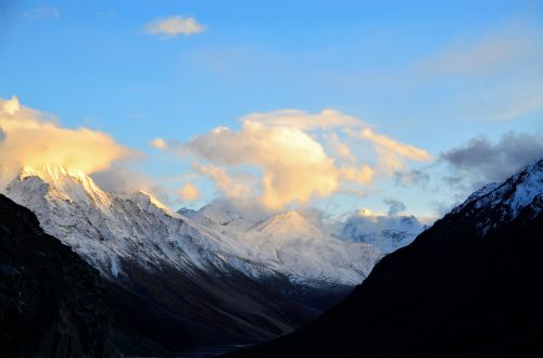 kalnai,Himalajus,kraštovaizdis