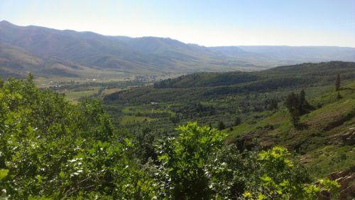 kalnai,ogden slėnis,Utah
