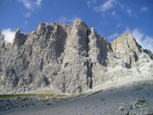 kalnai,rätikon,Drusen bokštas,drusenfluh,lipti,Alpinizmas,bergsport,Ekstremalus sportas