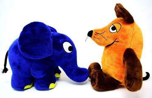 pelė,dramblys,mėlynas,Minkšti žaislai,pliušiniai žaislai,mielas,vaikai,žaislai,žaisti