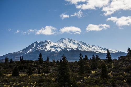 mt shasta,Kalifornija,šiaurinis,kalnas,kraštovaizdis,sniegas,kalnas,mt,dykuma,piko,žiema,akmenys,ledynas