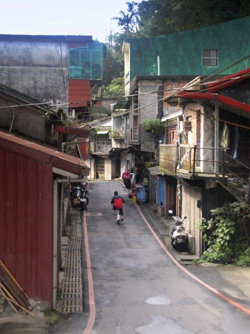 Peonija, dvejopa laimė, Taivanas, naujas Taivanis, peonijų kaimas, dvejopa laimė, Taivanas