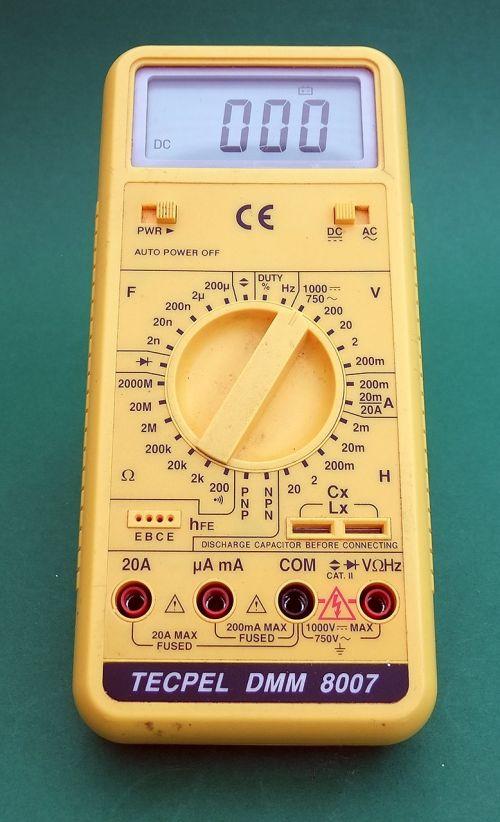 multimetras,elektrinis,testavimas,instrumentas
