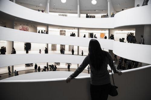 muziejus,menas,modernus menas,atspalvis,architektūra,perspektyva,modernus pastatas