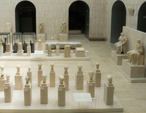 muziejus,paroda,rūmai,stiklas,architektūra,moderni architektūra,skulptūra,marmuras