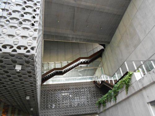 architektūra, muziejus, muziejaus įėjimas