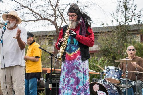 muzikantas,menininkas,fleita,Berkeley,grupė,gyva muzika,džiazo grupė