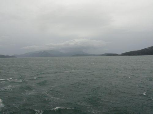 mistinis, migla, Avalon, sala, debesys, whitecaps, vanduo, jūra & nbsp, įėjimo anga, Kauno mistinis rūpestis 2
