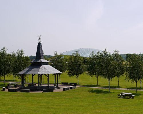 Velso nacionalinis botanikos sodas,šiltnamio,kupolas,šiltnamyje,sodas,botanikos,lauke,struktūra,architektūra,aplinkosauga