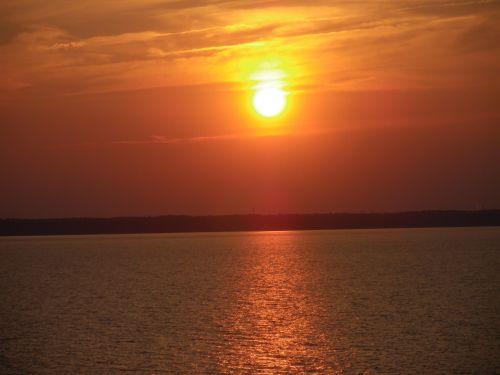 oranžinė, dangus, saulėlydis, grožis, gamta, vidurnaktis, liepsna, Natūralus grožis