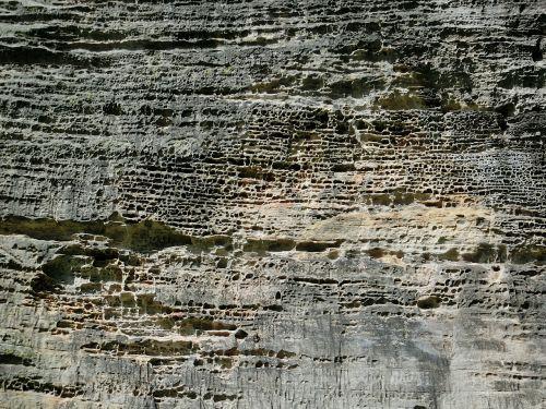 natūralus akmuo,akmuo,akmeninė siena,gamta,struktūra,smėlio akmuo,skylės,Holey
