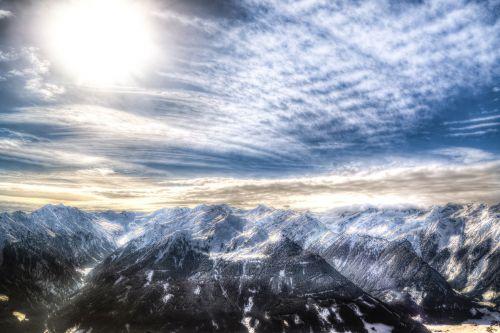 gamta,panoraminis,kraštovaizdis,žiema,lauke,hdr,kalnų viršūnė,sniegas,šaltas,žiemos peizažas,sezonas,dangus,balta,šaltis,oras,mėlynas,ledas
