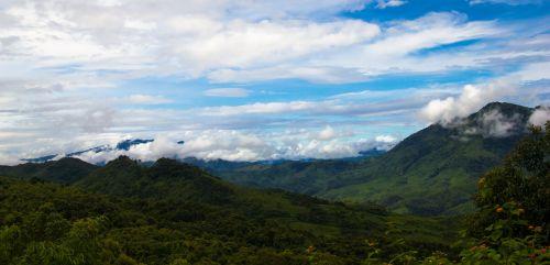 Gamta,  Panoraminis,  Kalnas,  Kraštovaizdis,  Dangus,  Kelionė,  Lauke,  Lamka,  Manipur,  Indija,  Šiaurės Rytų Indija,  Turizmas,  Debesys,  Debesuota,  Spalvinga,  Turistinis,  Balta,  Be Honoraro Mokesčio