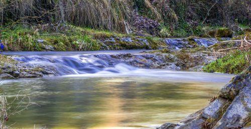 gamta, peizažai, upė, vandens srovė, svarus vanduo, aplinka, Vandens telkinys, kraštovaizdis, krioklys, lauke, panoraminis, parkas, kristalinis vanduo, vaizdas, kraštovaizdžio gamta, atsipalaiduoti, Tyras vanduo, skaidrus vanduo, skaidrus vanduo, upelis, kristalinis, natūralus vanduo, be honoraro mokesčio