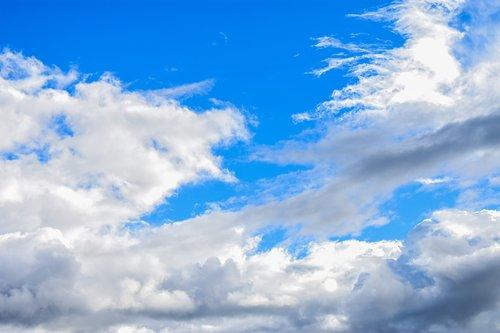 pobūdį, vasara, debesuotumas, purus
