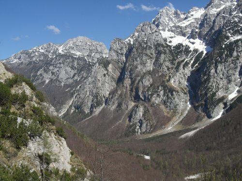 gamta,kalnas,slovenia