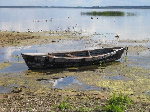 gamta,ežeras,atostogos,nuodėmė,valtis,ramybė,vanduo