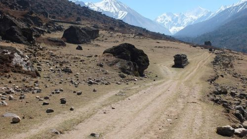 Nepalas, Kalnas, Kalnai