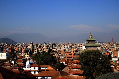 Nepalas, Panorama, Peizažas