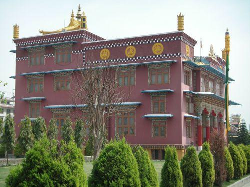 Nepalas,vienuolynas,hindu