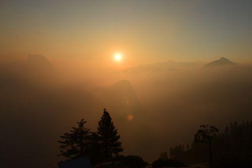 Nepalas,himalaja,saulėlydis
