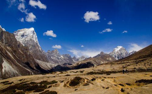 Nepalas,Himalajus,kalnai