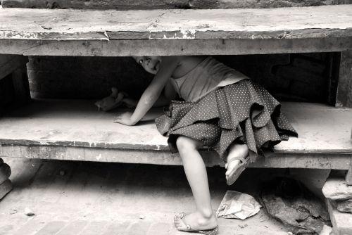 Nepalas, Vaikai, Atrodo