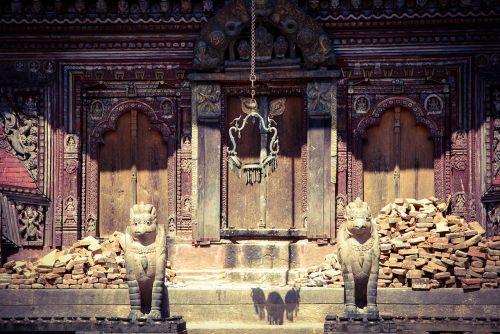 Nepalas,  Šventykla,  Hinduizmas