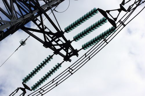galia,paskirstymas,elektra,elektrinis,izoliatorius,bokštas