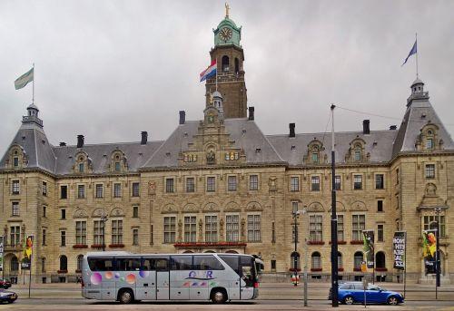 Nyderlandai,Rotterdam,istoriškai