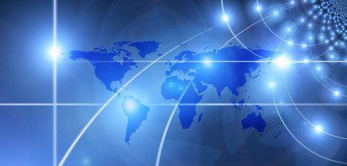 tinklas, astronomija, planeta, erdvė, galaktika, atradimo kelionė, visata, fonas, futuristinis, šviesus, Lengvai, be honoraro mokesčio