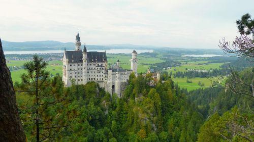 Neuschwanstein pilis,poellatschlucht,vakarinė šviesa,kristinas,fėjų pilis,Allgäu,pastatas,pritraukimas,pasakos karalius,karalius ludvigas,füssen,istoriškai,bavarija,patrauklus,karalius ludwigas 2,statybos menas