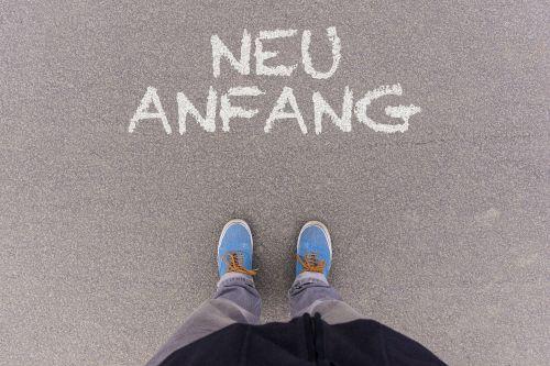 naujas,pradėti,šviežias,vokiečių,žodžiai,tekstas,raidės,pradžia,žodis,pranešimas,pastaba,citata,frazė,pozityvumas,kreida,gatvė,scenarijus,balta,stilius,ženklas,tipo,sakydamas,traukiamas