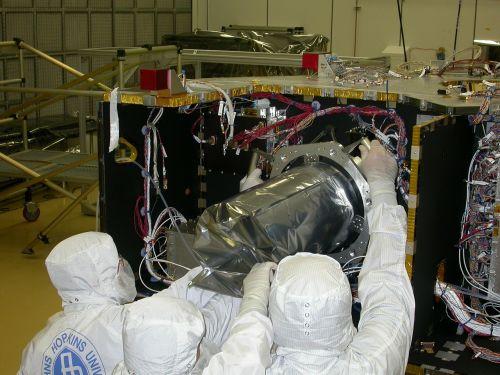 Nauji horizontai,kosmoso zondas,NASA,tyrimai,laboratorija,erdvė,kosmoso kelionės