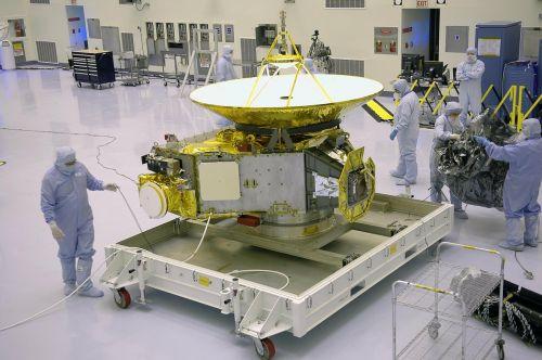 Nauji Horizontai, Kosmoso Zondas, Nasa, Tyrimai, Laboratorija, Erdvė, Kosmoso Kelionės