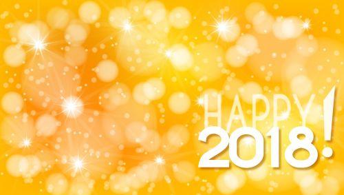 Naujieji metai,fonas,laimingas,naujas,metai,apdaila,pasveikinimas,šventė,auksas,reklama,kopijuoti erdvę,dekoratyvinis,blizgantis,blizgantis,Bokeh,2018