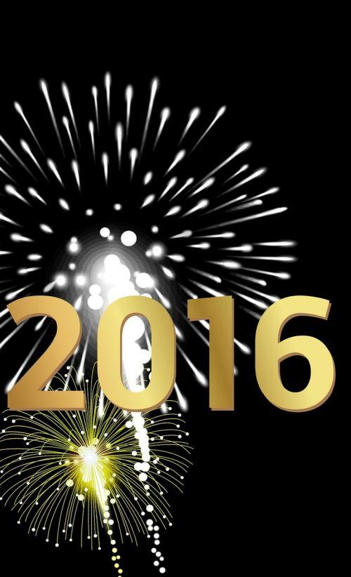 Naujųjų metų vakaras,Naujųjų metų diena,Sylvesteris,fejerverkai,metinės finansinės ataskaitos,raketa,numeris,vakarėlis,kibirkščių dušas,nauji metai 2016,auksas,pirotechnika,metai,Naujieji metai,šviesa,vidurnaktis,laimingas,išvakarės,radijas,auksinis,švesti,žibintai,grynai švęsti