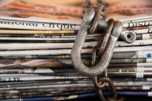 laikraščiai,Manila,žurnalas,grandinės,draudžiama