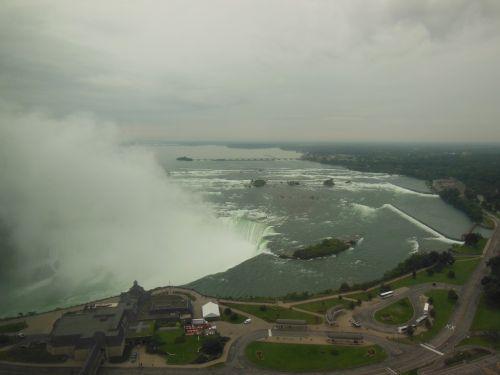 Niagara & Nbsp,  Krioklys,  Pasagos & Nbsp,  Krioklys,  Kanada,  Vanduo,  Niagaros Krioklys,  Ontarijas