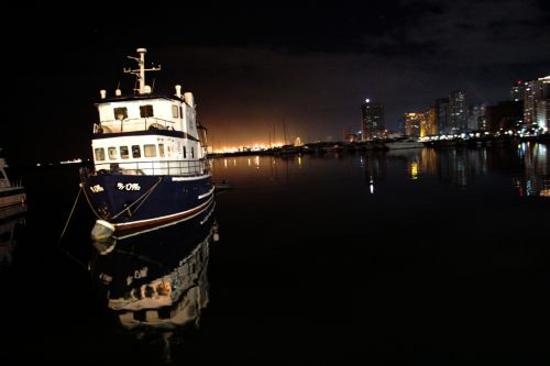 naktis & nbsp, & nbsp, manila & nbsp, įlankoje, naktis, Manila & nbsp, įlankoje, žibintai, pastatai, įlanka, Filipinai, Manila, vakaras, apmąstymai, kelionė, valtis, laivas, vanduo, jūra, naktis manilos įlankoje 2